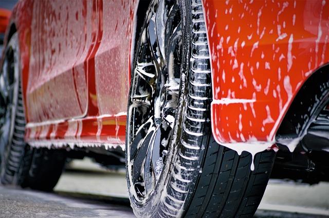 šampon na auta