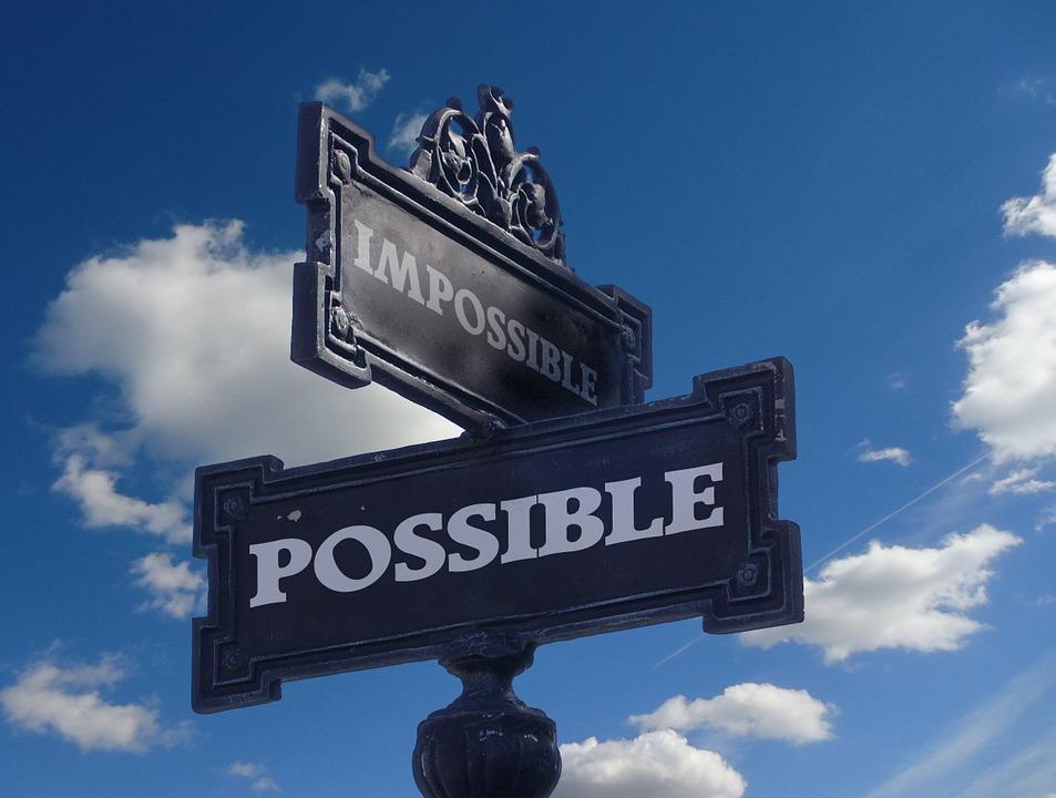 možné, nemožné