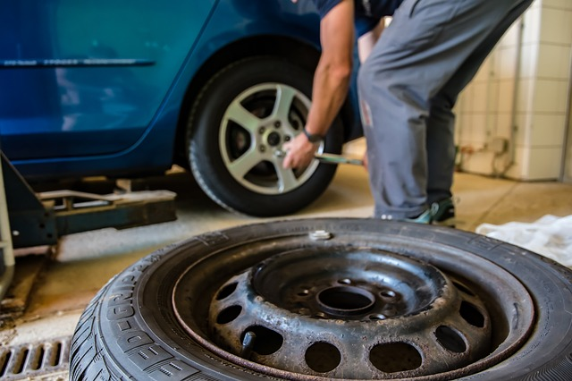 Ako si prezujete pneumatiky z pohodlia domova